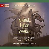Andreas Fröhlich - Die Gabel,Die Hexe Und Der Wurm (Band 1:Eragon) - (CD)