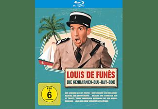 Louis de Funes-Gendarmen Blu-ray Box BD Blu-ray