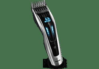 PHILIPS Haarschneider Serie 9000 Hairclipper HC9450/20, schwarz-silber
