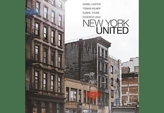 Daniel/tobias Wil Carter - New York United  - (Vinyl)