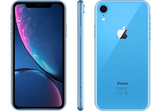 "APPLE iPhone XR - Smartphone (6.1 "", 128 GB, Blue)"