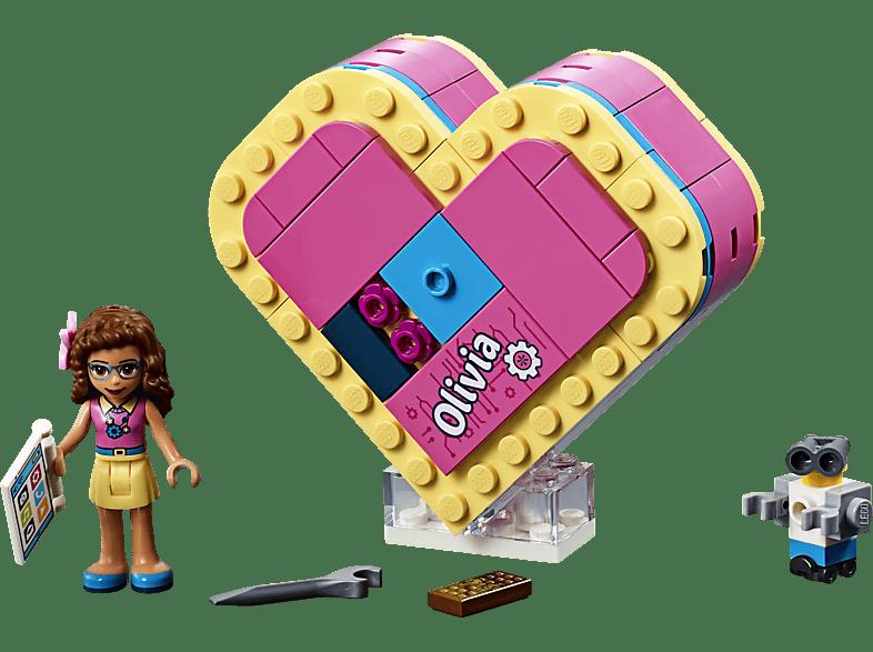 LEGO Olivias Herzbox Bausatz, Mehrfarbig