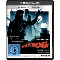The Fog - Nebel des Grauens 4K Ultra HD Blu-ray + Blu-ray