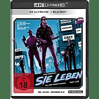 Sie leben [4K Ultra HD Blu-ray]