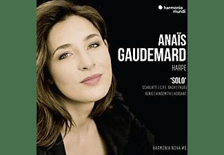 Anais Gaudemard - Anais Gaudemard Solo - Harmonia Nova #6  - (CD)