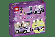 LEGO Emmas mobile Tierarztpraxis Bausatz, Mehrfarbig