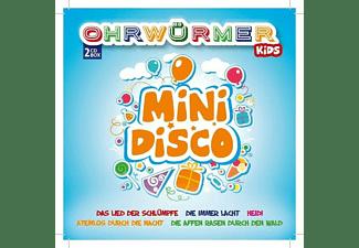 VARIOUS - Ohrwürmer Kids-Mini Disco  - (CD)