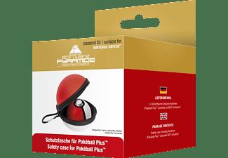 SOFTWARE PYRAMIDE Schutztasche für Pokéball Plus™ Schutztasche, Rot/Weiß