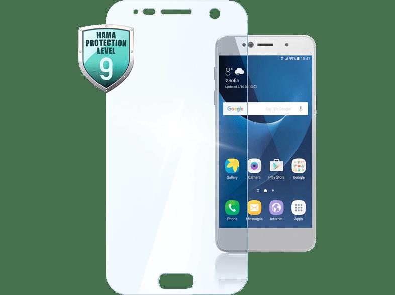 HAMA Premium Crystal Clear Schutzglas (Samsung Galaxy J5 (2017))