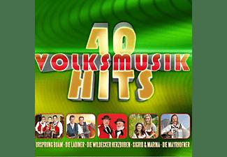 VARIOUS - 40 Volksmusik Hits  - (CD)