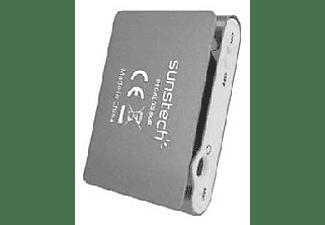 Reproductor MP3 - Sunstech Dedalo III, 8GB, Radio FM, Gris