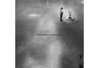 Dave Harrington - PURE IMAGINATION, NO COUNTRY  - (EP (analog))