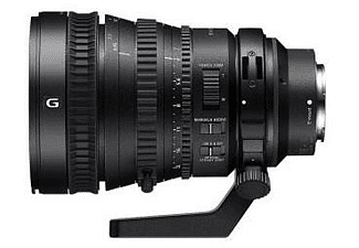 Objetivo EVIL - Sony FE PZ 28-135mm f/4 G OSS
