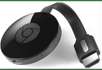 Reproductor multimedia - Google Chromecast 2, Transmisión contenido multimedia, Negro