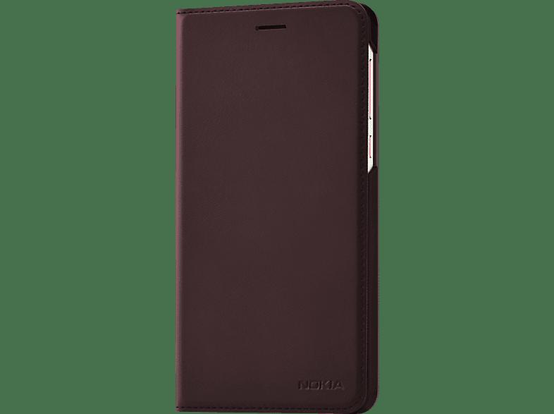 NOKIA CP 308 Bookcover Nokia 6.1  Rot