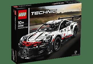 LEGO 42096 Porsche 911 RSR Bausatz, Mehrfarbig