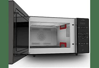 Microondas - Whirlpool MCP 349/1, 25l, Grill, Calor 3D, Plateado y negro