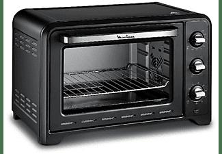 Mini horno - Moulinex OX 4648 OPTIMO, Potencia 1600W, Capacidad 33L, Temporizador