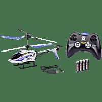 CARSON Easy Tyrann 180 Polizei IR 100% RTF R/C Helikopter, Mehrfarbig