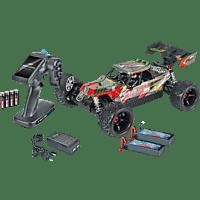 CARSON 1:8 Virus Race 4.1 4S BL 2.4G 100% RTR R/C Fahrzeug, Mehrfarbig