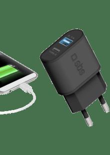Mobilladdare | Köp laddare till mobiltelefoner hos MediaMarkt