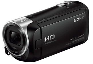 Videocámara - Sony HDRCX405B, Negro