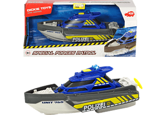 DICKIE TOYS Special Forces Patrol Spielzeugboot Mehrfarbig