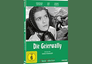 Die Geierwally DVD
