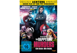 The Happytime Murders DVD