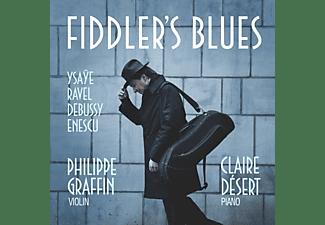 Philippe Graffin, Claire Desert - Fiddler's Blues  - (CD)