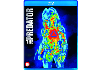 The Predator - Blu-ray