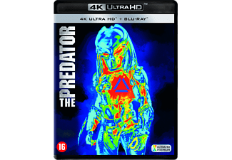 The Predator - 4K Blu-ray