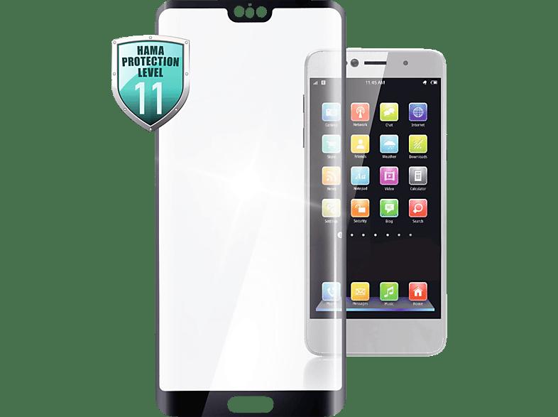 HAMA 3D-Full-Screen Schutzglas (Huawei P20)