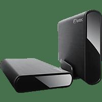 FANTEC DB-ALU3e Festplattengehäuse