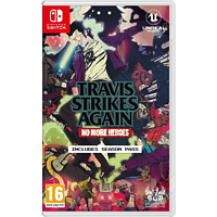 Travis Strikes Again: No More Heroes - [Nintendo Switch]