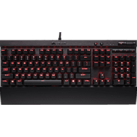 CORSAIR K70 RAPIDFIRE, Gaming Tastatur, Mechanisch, Cherry MX Speed