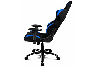 Silla gaming - Drift DR100BL, Reposabrazos ajustable 2D, FOAM acolchado, Pistón de clase 4, Negro