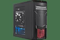 CAPTIVA Gaming R47-738, Gaming PC mit Ryzen™ 5 Prozessor, 16 GB RAM, 500 GB SSD, 2 TB HDD, Radeon™ RX570, 8 GB