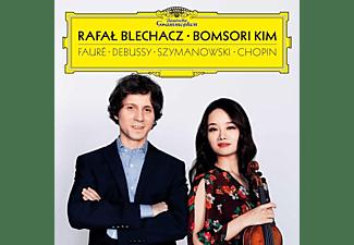 Rafal Blechacz, Bomsori Kim - Debussy,Faure,Szymanowski,Chopin  - (CD)