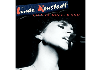 Linda Ronstadt - Live In Hollywood - (Vinyl)