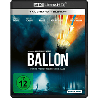 Ballon 4K Ultra HD Blu-ray + Blu-ray