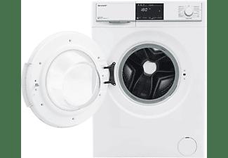 SHARP ES-HFB7143W3-DE Waschmaschine (7 kg, 1400 U/Min.)