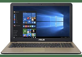 """Portátil - Asus X540LA-XX1023T, 15.6"""", Intel® Core™ i3-5005U, 8GB RAM,256 GB SSD, Graphics 4400, W10"""