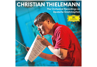 Thielemann Christian - COMPLETE ORCHESTRAL RECORDINGS ON D [CD]