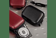 HAMA Hardcase Carbon Style 60 L Kameratasche , Schwarz