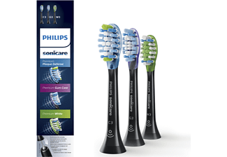 PHILIPS HX9073/33 Variety Sonicare 3er Pack