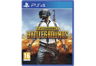 PS4 - PlayerUnknown's Battlegrounds /Multilinguale