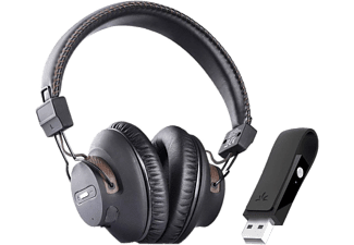 AVANTREE DG59 - Cuffie Over-Ear (Nero)