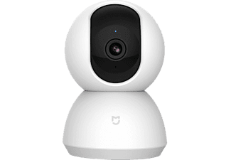 Cámara de seguridad - Xiaomi Mi Home Security Camera 360, Resolución 1080p, Tiempo real, Silenciosa