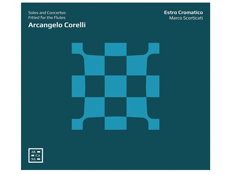 Ensemble Estro Cromatico - Corelli: Solos And Concertos Fitted For The Flutes [CD]